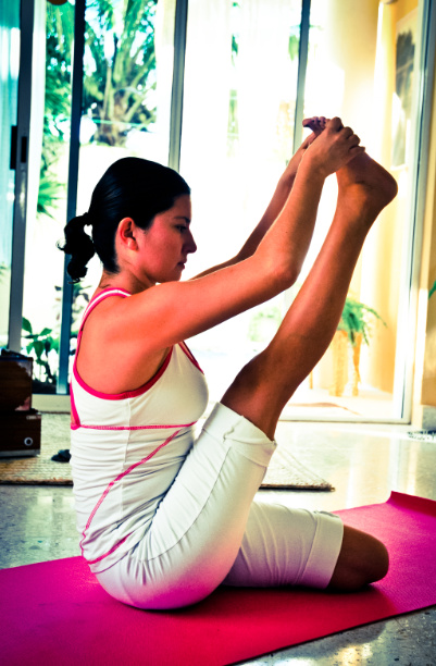 My story with yoga